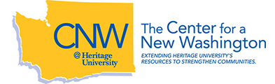 The Center for New Washington Logo