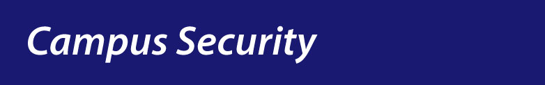 campus security