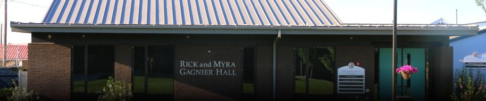 Rick and Myra Gagnier Hall