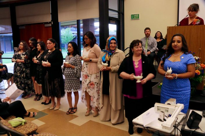 2018 Nursing Pinning Ceremony